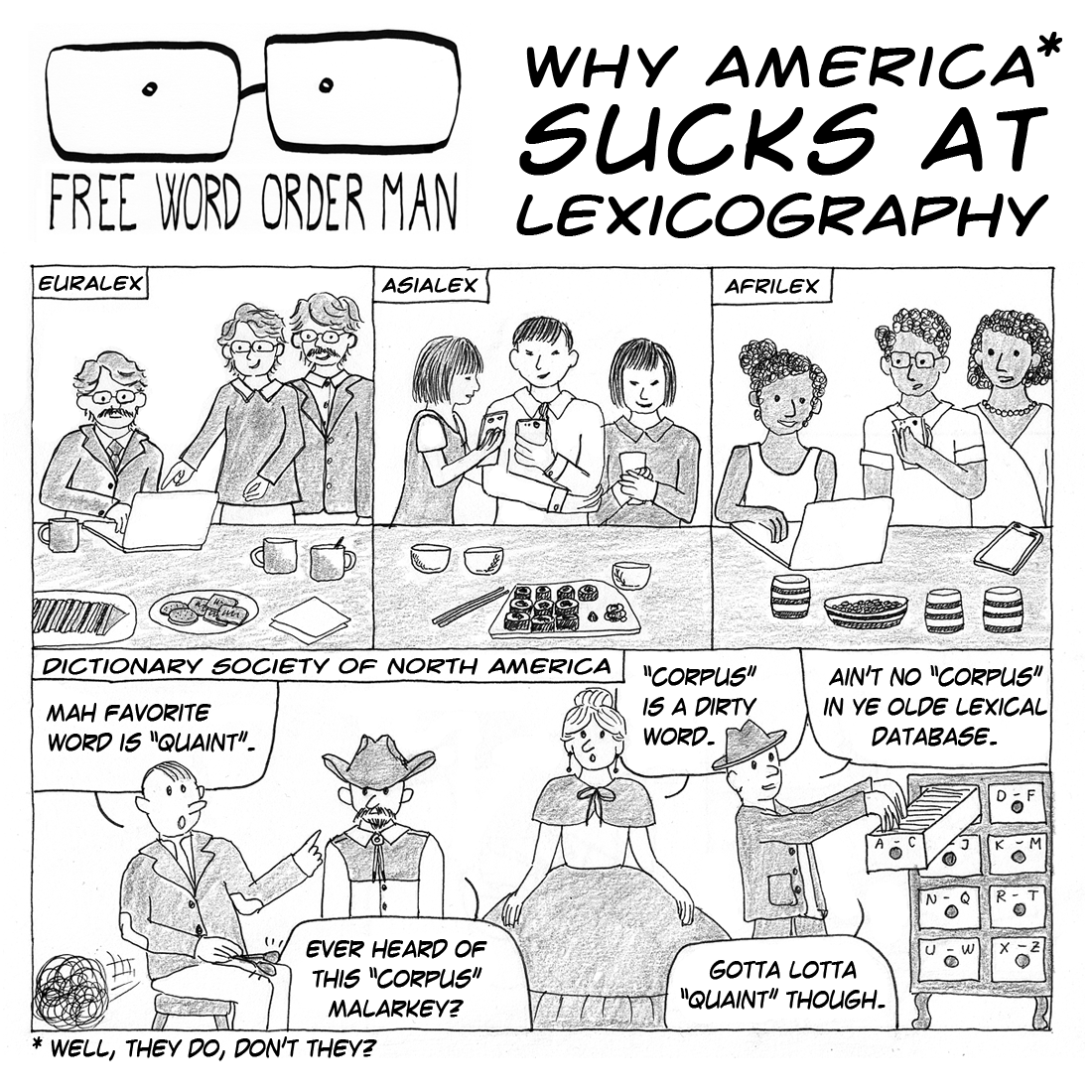 #24 Why America Sucks At Lexicography